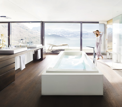 Salle de bain de r ve top 5 blog d co salle de bain - Plus belle salle de bain du monde ...
