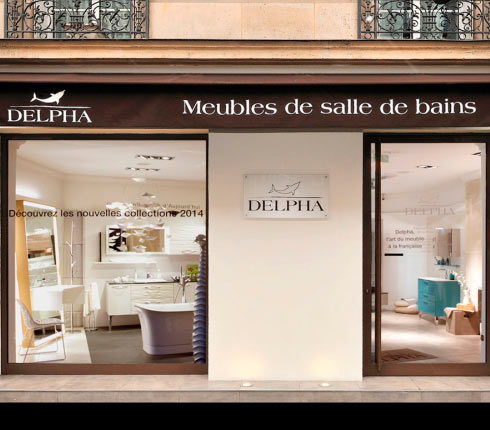 Showroom salle de bain delpha paris d co salle de bains - Showroom salle de bain paris ...