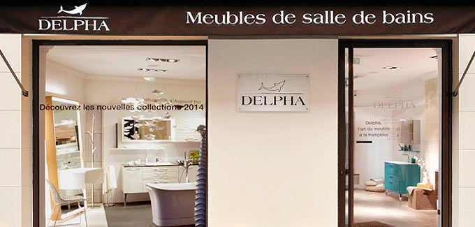showroom salle de bain delpha paris d co salle de bains. Black Bedroom Furniture Sets. Home Design Ideas