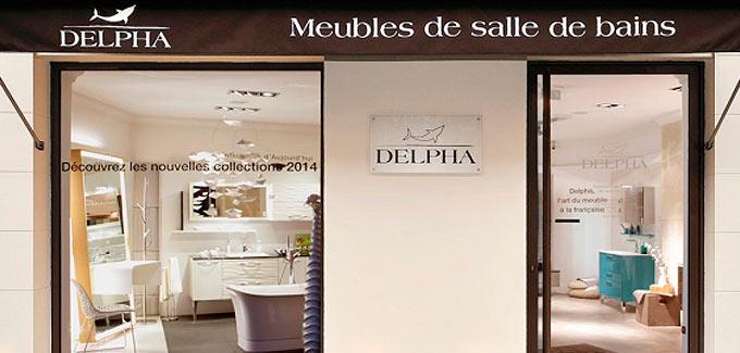 Showroom Delpha à Paris