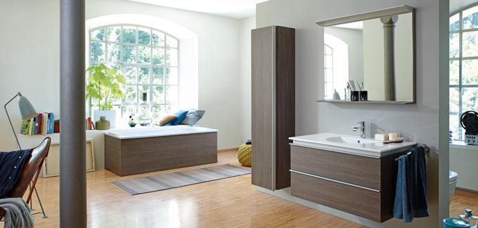 Design de qualité pour salle de bain