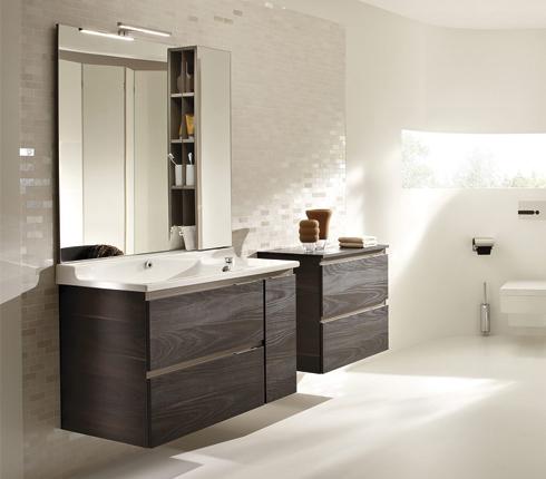 Meuble de salle de bains soprano de jacob delafon d co for Meubles la redoute nouvelle collection
