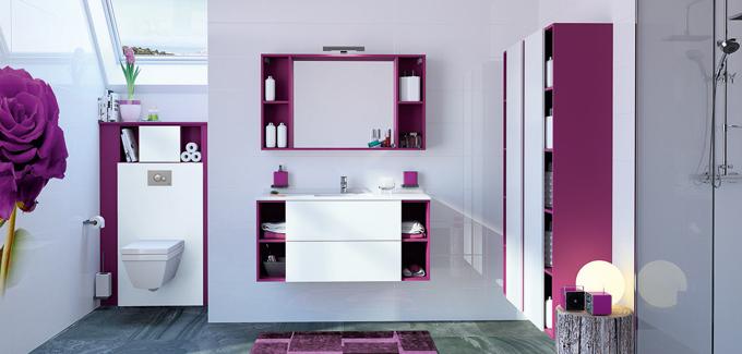 Une Salle De Bains Relookée Pour Lété Déco Salle De Bains - Relooking salle de bain