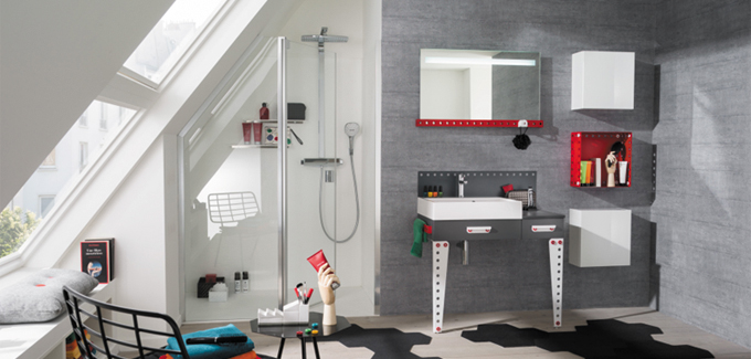 meuble de salle de bain imagine