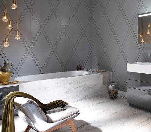 5 id es pour relooker sa salle de bain d co salle de bains for Relooker sa salle de bain