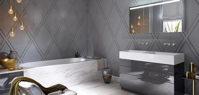 5 id es pour relooker sa salle de bain d co salle de bains for Relooker salle de bain