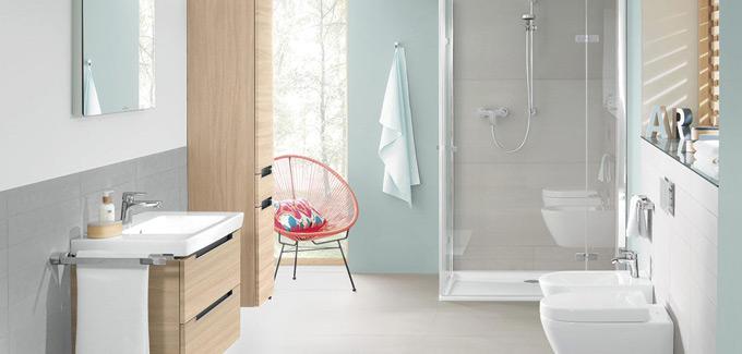 S curisez votre salle de bains familiale d co salle de bains for Salle de bain familiale