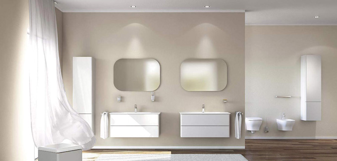 6 conseils pour moderniser votre salle de bain d co salle de bains. Black Bedroom Furniture Sets. Home Design Ideas