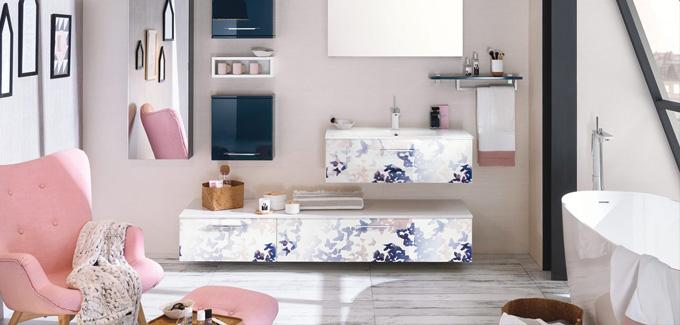 Relooker sa salle de bain pour le printemps d co salle for Decoration de salle de bain 2016