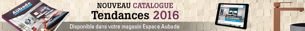 Catalogue Espace Aubade 2016