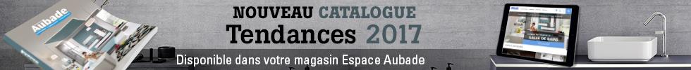 Commander le catalogue Espace Aubade 2017