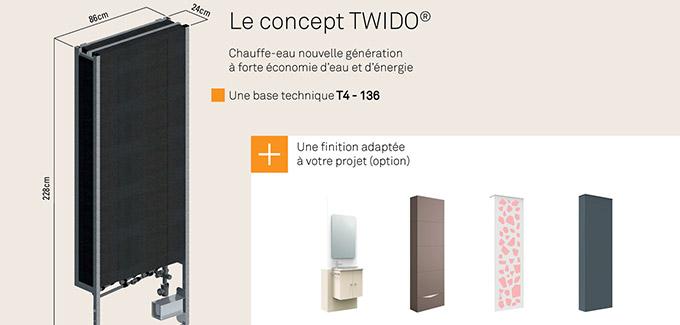 Twido   le chauffe eau électrique nouvelle génération ! d04b53bdd344