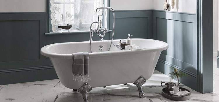 La baignoire en fonte