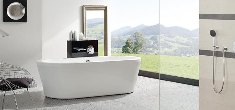 La baignoire Solid Surface