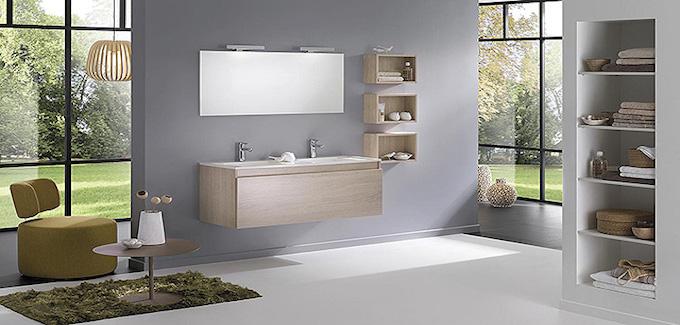 Meuble salle de bains Delpha D'Motion
