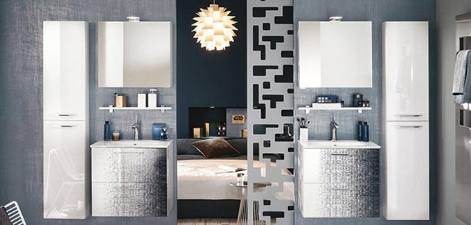 salle de bains ouverte sur chambre blog d co salle de bains. Black Bedroom Furniture Sets. Home Design Ideas