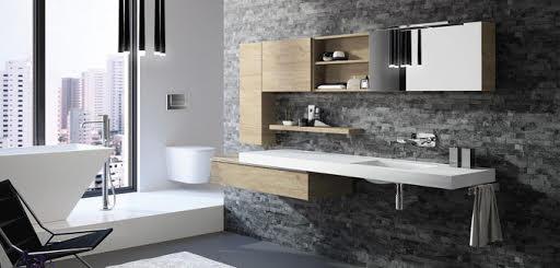 votre salle de bains aux mat riaux naturels blog d co salle de bain. Black Bedroom Furniture Sets. Home Design Ideas