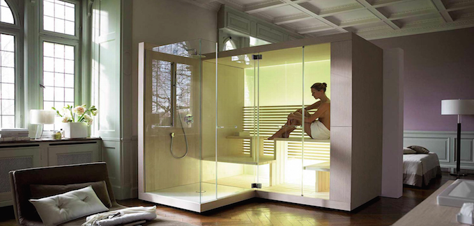 quel sauna installer chez soi blog d co salle de bains. Black Bedroom Furniture Sets. Home Design Ideas