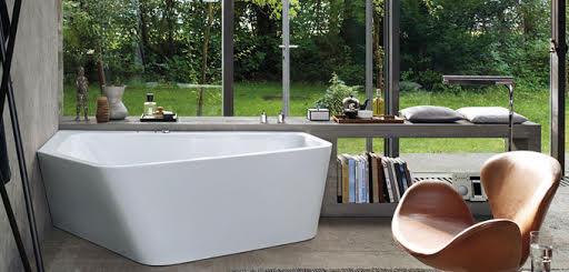 La baignoire Duravit Paiova