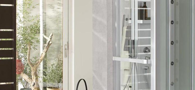 semaines de la douche 2017 s lection de mobilier pour votre salle de bains d co salle de bains. Black Bedroom Furniture Sets. Home Design Ideas