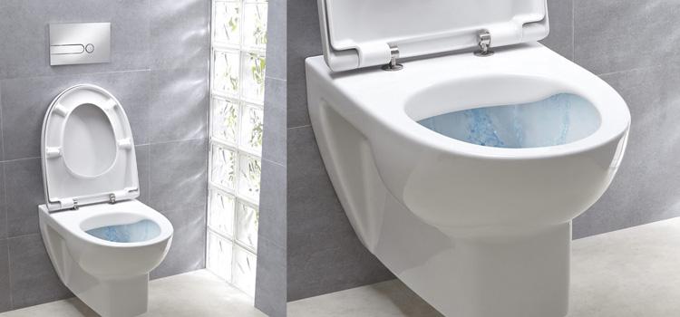 Découvrez les wc sans bride