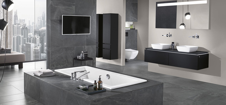 Quelles matières pour votre salle de bains ?