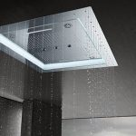 Découvrez la paroi de douche connectée