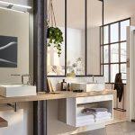 Quels matériaux bruts dans votre salle de bains ?