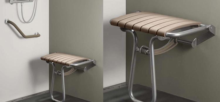 Accessoires de salle de bains pour PMR