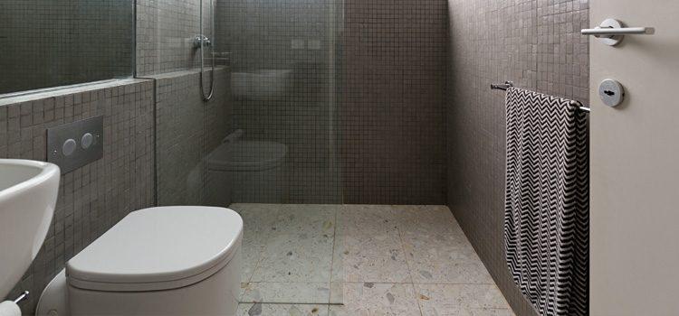 Le terrazzo dans votre salle de bains