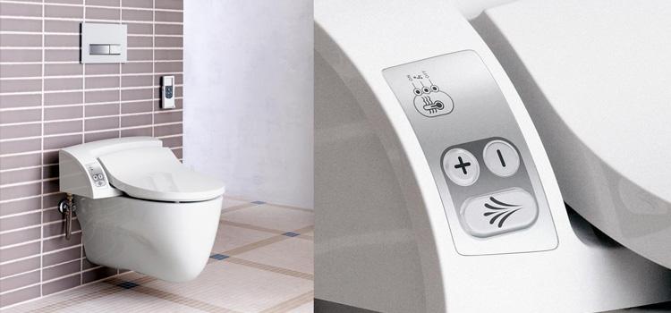 Les wc japonais et leurs avantages