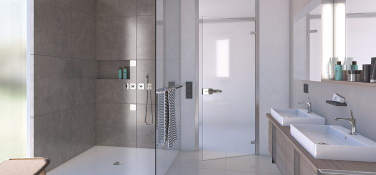 Entretenir votre carrelage dans votre douche