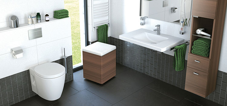 WC PMR Connect Freedom d'Ideal Standard