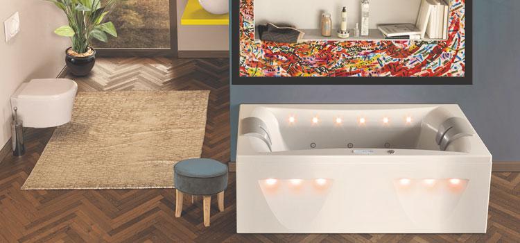objets high tech pour salle de bains blog d co salle de. Black Bedroom Furniture Sets. Home Design Ideas