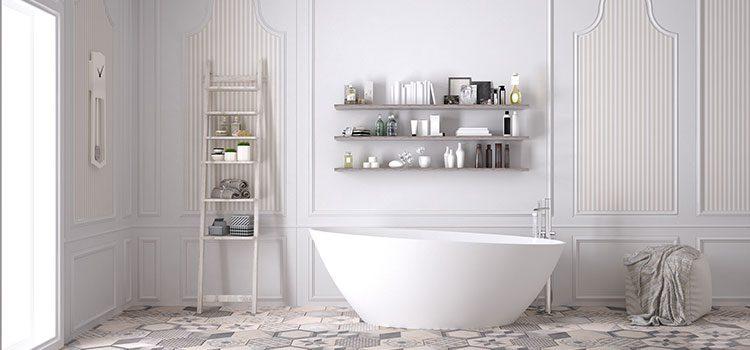 Votre mobilier pour une salle de bains rétro
