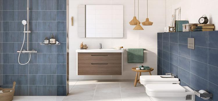 L'importance de la couleur dans la douche