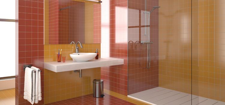 Pour quelles couleurs opter pour votre douche