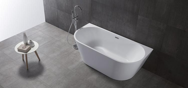 Les différentes baignoires possibles