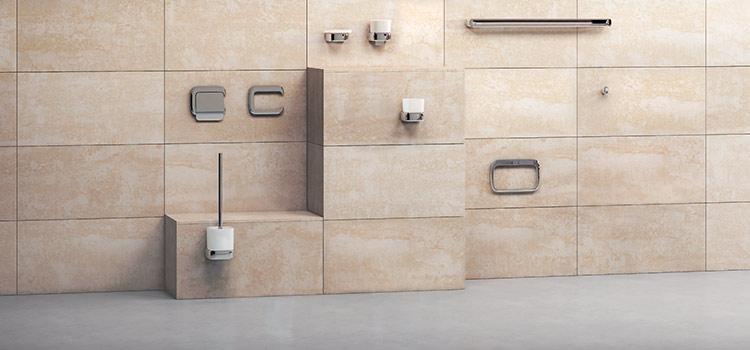 Accessoires tendance pour l'espace toilette