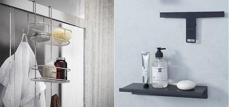 Accessoires tendances pour douche