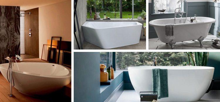 Sélection de baignoire au design unique
