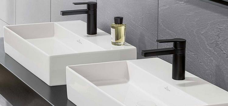 Vasque rectangulaire céramique Memento 2.0 Villeroy & Boch