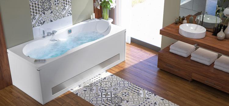 Baignoire spéciale balnéo à domicile