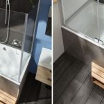 Choisissez la baignoire verticale pour votre salle de bain !