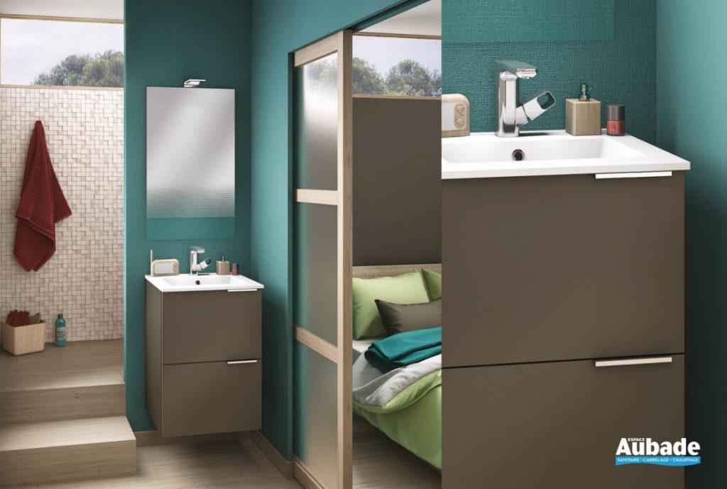 Meuble de salle de bains Kub 50 de Delpha