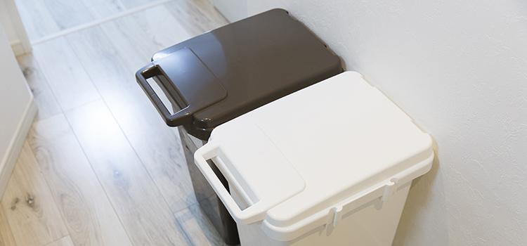 poubelles de tri