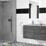 Une salle de bain grise pour une ambiance moderne et stylée