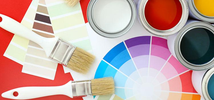 Palettes de couleurs pour salle de bains