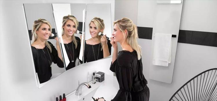 Miroir salle de bains