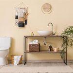 Idées créatives et pas chères pour le rangement de la salle de bains